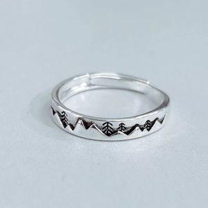 925 Mountain Forest Ring